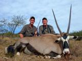 father-son-oryx